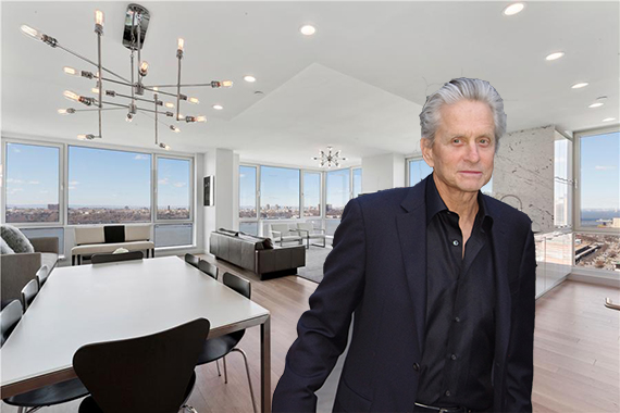 Michael Douglas Atelier Condo Nyc 635 West 42nd Street