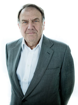 Richard LeFrak (Photo: Studio Scrivo)