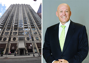 The Ritz Plaza at 235 West 48th Street and Ofer Yardeni