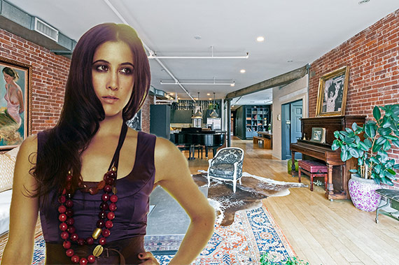 Vanessa Carlton is renting her apartment at (credit: Wikipedia)