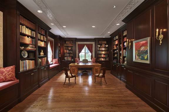 the-library-has-built-in-maple-bookcaseslisting-agent-stewart-coleman-said