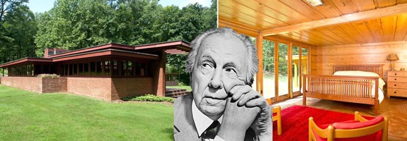 Frank Lloyd Wright (via Wikicommons)