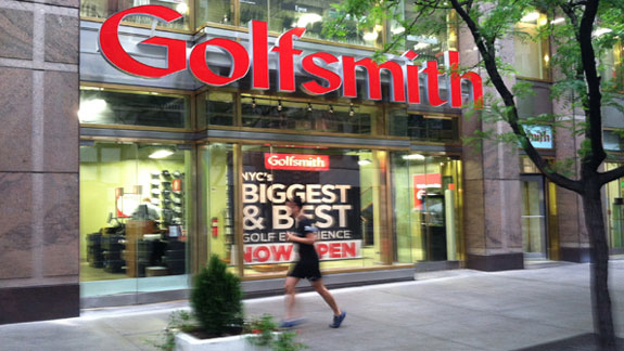 Golfsmith at 420 Fifth Avenue