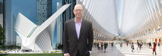 The Westfield World Trade Center and Scott Sanders
