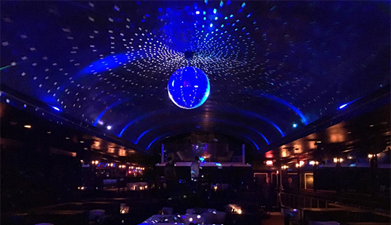 Inside the LEO nightclub (Credit: LEO)