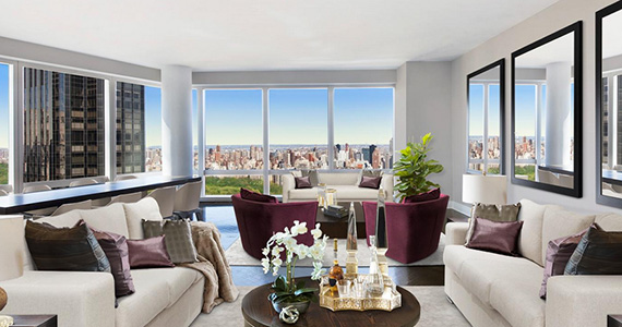 25 Columbus Circle, Apartment 63A