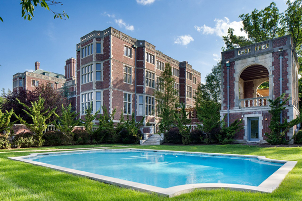 50k square foot mansion in new jersey hits the market for 21 mansion terrace cranford nj
