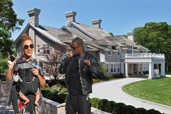 Beyonce and Jay-Z Buy Mansion For $26M in the Hamptons