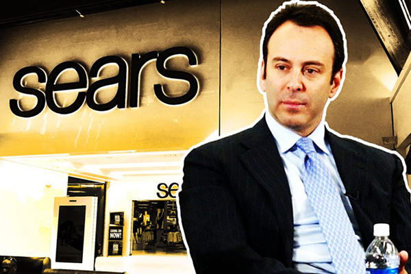 Sears CEO steps in for bankruptcy financing