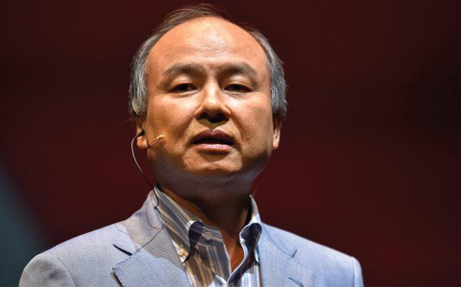 Masayoshi Son (Getty Images)