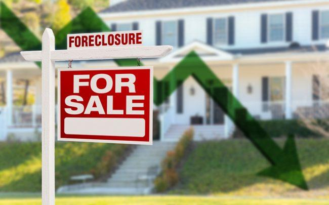 Nationwide foreclosures are at a 15-year low (Credit: iStock)