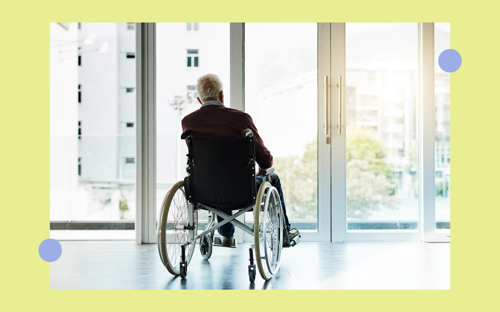 Investors are still bullish on senior housing, despite headline struggles in nursing care facilities throughout the pandemic. (Getty)