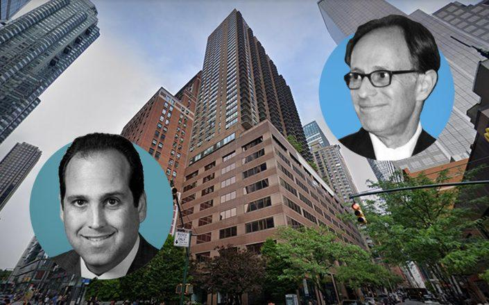 235 West 56th Street with Jonathan Resnick and Richard Ruben (Google Maps)