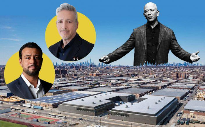 Amazon To Lease Warehouse In Brooklyn For Delivery Station