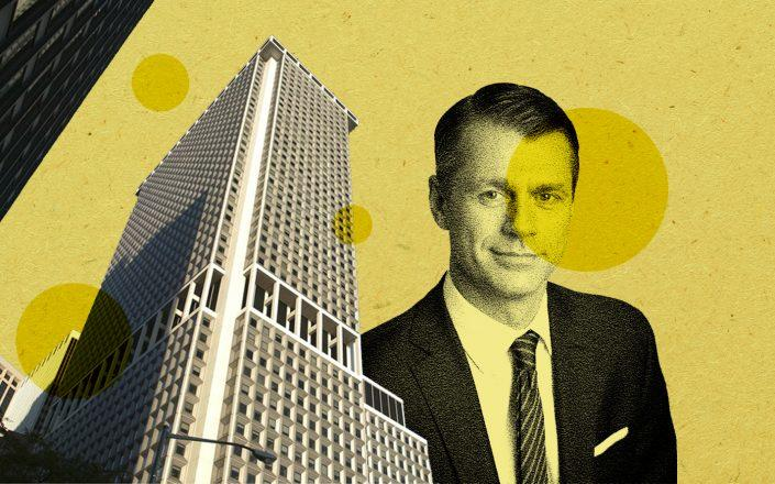 CEO of One New York Plaza and Brookfield Property Partners Brian Kingston (photo via Brookfield)