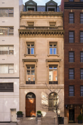 Exterior of a house in Manhattan by Philip Falcon.  (Christie's Real Estate)