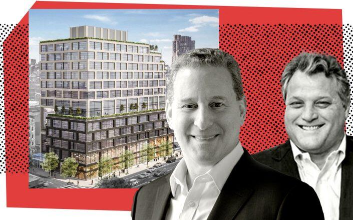 Kenneth Horn and Brian Ray of Alchemy ABR featuring 258-278 Eighth Avenue (Alchemy ABR, JJ Operating)