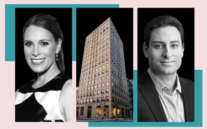 Isabelle Rose, 90 Franklin Street and Scott Yedid (Getty, Compass, Cerberus)