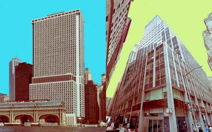 One New York Plaza and 60 Broad Street (Brookfield, Google Maps)