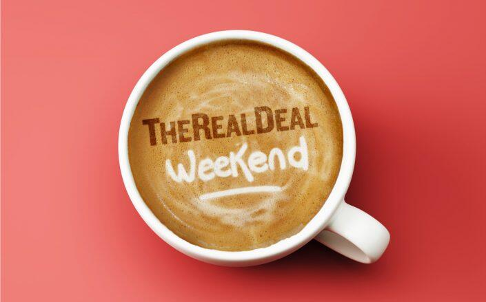 Promotional version of The Real Deal Weekend Edition